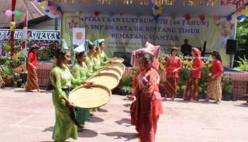 Lustrum Ke-VIII SMP Bintang Timur Menjadi Bintang Timur Penunjuk Mesias